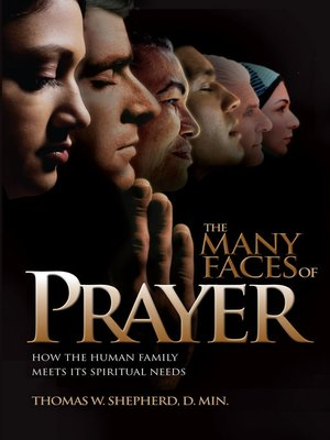 cover image of The Many Faces of Prayer